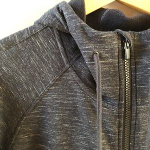 Athleta Jackets & Coats - Athleta Sz S hooded sweatshirt Jacket